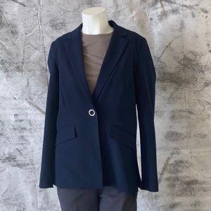 Dex the suit shop navy work blazer. Size small